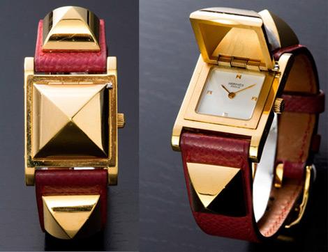 Hermes 2015 Medor Saat Modelleri