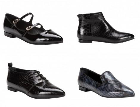 Hotiç Sivri Burun Ayakkabı Modelleri