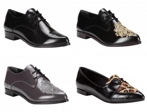 Hotiç Sivri Burun Ayakkabılar