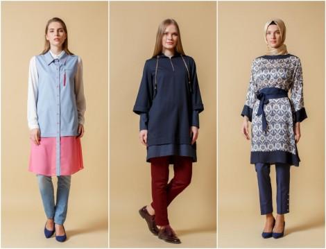 Kayra 2014-2015 Sonbahar-Kış Tunik Modelleri
