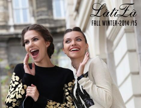 Latifa 2015 Kış Koleksiyonu
