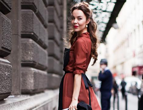 Türk Kadını, Romantik Rus Stilini Sevdi!