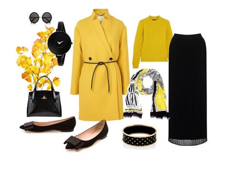 Sarı Renkli Kıyafetleri Nasıl Kombinlemeli?