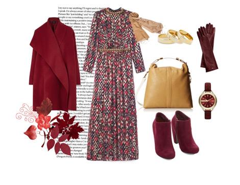 Soğuk Havalara Özel Elbise Kombinleri