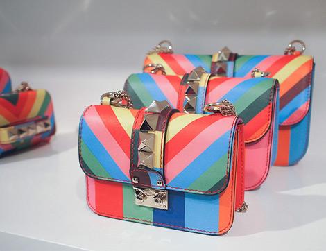 Valentino Rainbow 2014-2015 Çanta Modelleri