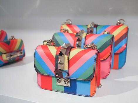 Valentino Rainbow 2015 El Çantası Modeli