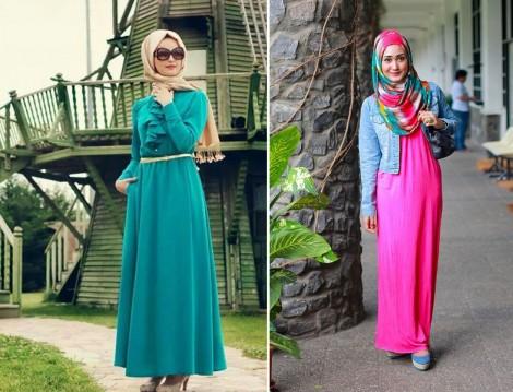 Zayıf Hanımlar Renkli Giyinmeli