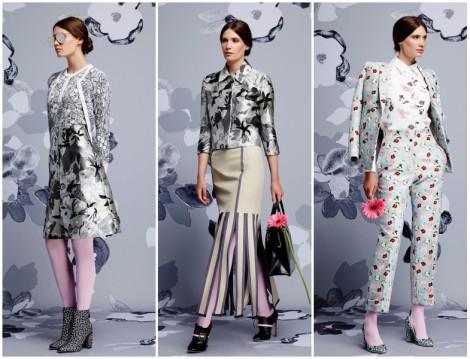 İlginç Renkli Tasarım Kıyafetler