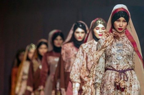 İslami Moda Festivali Malezya