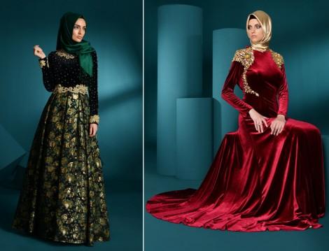 2015 Abiye Elbise Modelleri