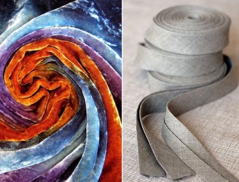 2015 Kış Kumaş ve Renk Trendleri