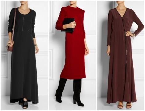 2015 Uzun Elbise Modelleri