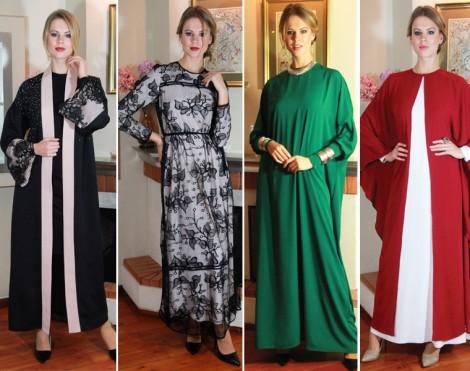 Anna Giyim 2015 Tesettür Giyim Modelleri