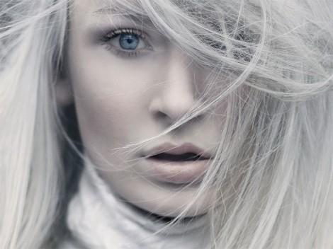 Beyaz Saçı Karartmak için Doğal Saç Bakım Maskesi
