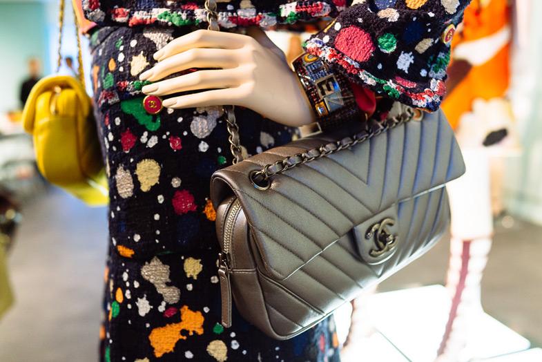 Chanel 2015 İlkbahar-Yaz Çanta Modelleri