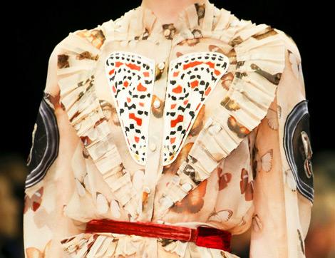 Givenchy 2015 Kış Koleksiyonu