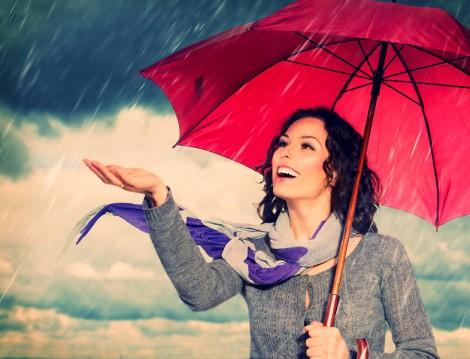 Kırmızı Şemsiye Modeli