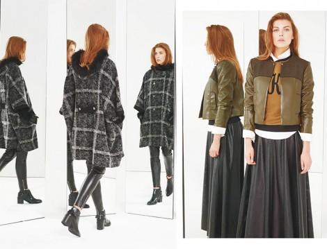 Kayra 2015 Manto ve Ceket Modeelleri