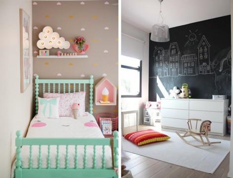 Mükemmel Bebek ve Çocuk Odası Tasarımları