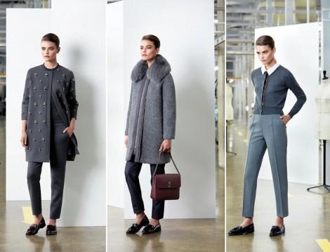 Machka 2014-2015 Sonbahar Kış  Gri Renk Giyim Modelleri
