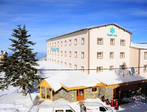 Muhafazakar Kayak Oteli Uludağ Büyük Otel
