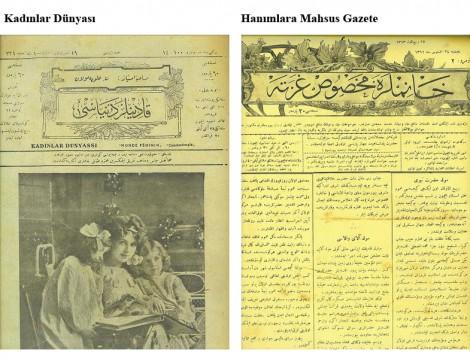 Osmanlı'da Kadın Gazeteleri