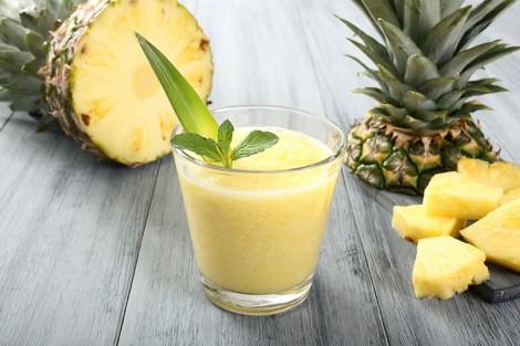 Toksin Atan Besin Ananas