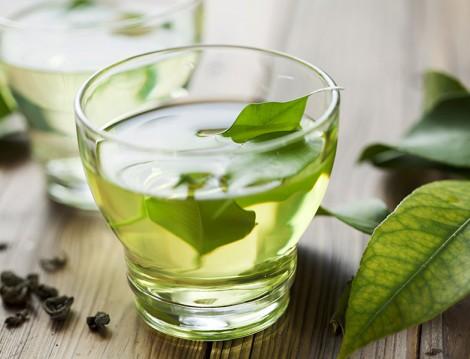 Toksin Atan Besin Yeşil Çay