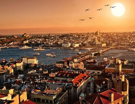 İstanbul'un Leb-i Derya Mekanları Kışın Başka Güzel