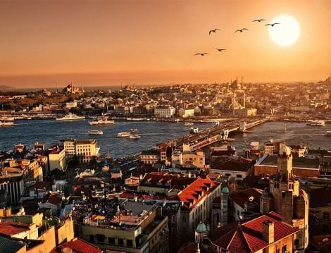 İstanbul'un Eşsiz Manzaraları