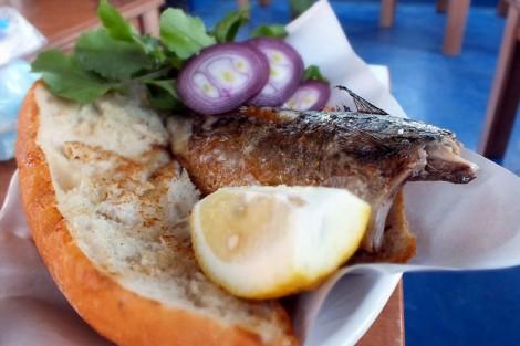 Alkolsüz Mekanlar  Balık Ekmek