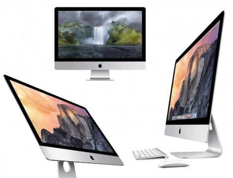 Editörler İçin Tasarlanan Apple iMac 5K