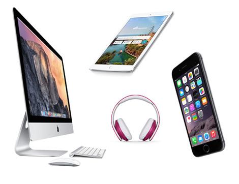 Apple Editörler İçin Tasarladı…