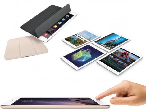 Editörler İçin Tasarlanan iPad Air 2