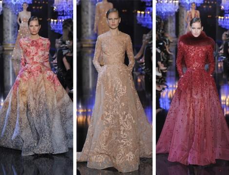 Elie Saab 2015 Haute Couture Koleksiyonu