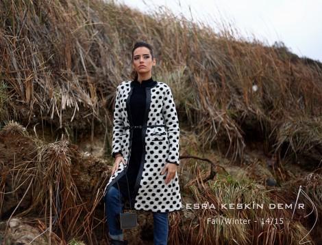 Esra Keskin Demir 2015 Kış Koleksiyonu
