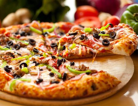 Şimdi Evde Pizza Yapma Zamanı