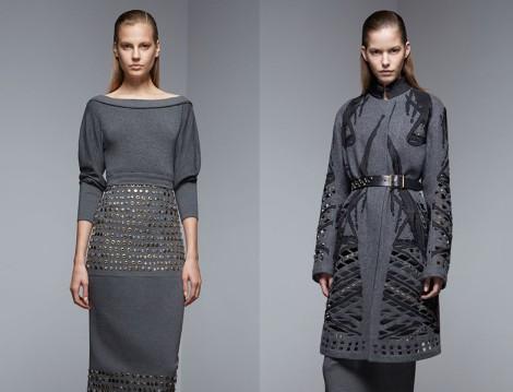 Gri Elbise ve Kaban Modeli