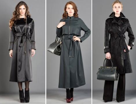 Jaade 2015 Kış Trençkot Modelleri