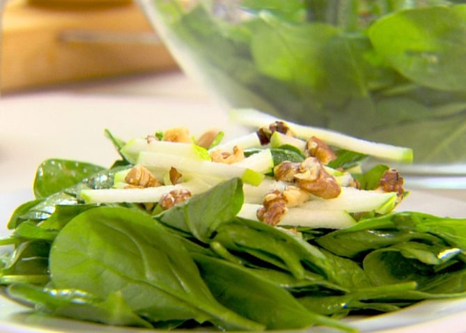 Kış Hastalıklarından Koruyan Sebzeler Iıspanak