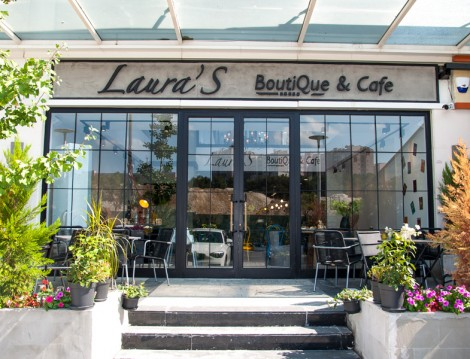 Laura's Cafe ve Butik