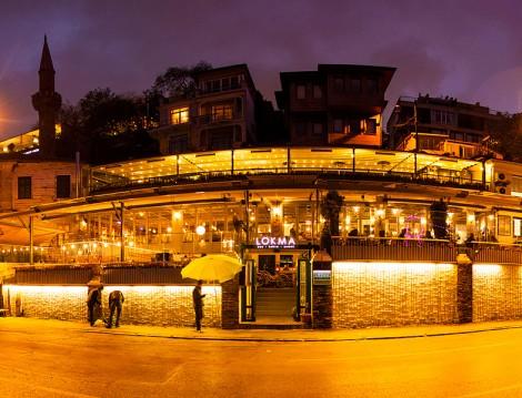 Lokma Cafe Sarıyer