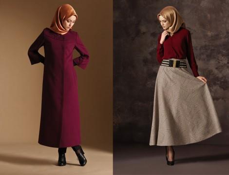 Marsala Renginde Kıyafet Modelleri