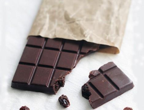 Mutluluk Veren Besinler  (Çikolata)