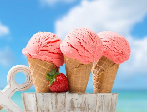 Mutluluk Veren Besinler  (Dondurma)