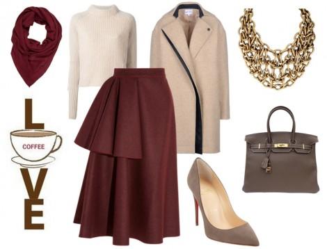 Tesettür Giyim 2015 Kombinleri