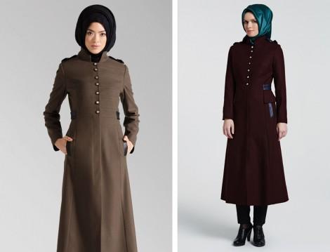 Tesettür Giyim Kombinleri 2015