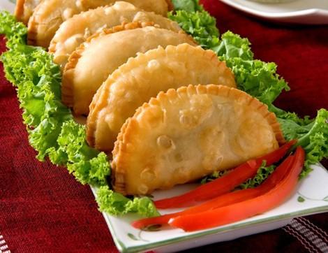 """Bir Tatar Mutfağı Lezzeti """"Çibörek"""""""