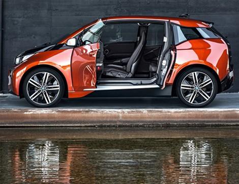 """Çarpıcı Bir Elektrik Dünyası """"BMW İ3"""""""