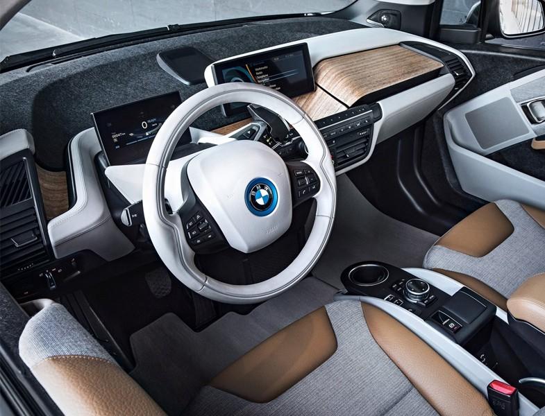 BMW İ3 Elektrikli Otomobil Modelleri